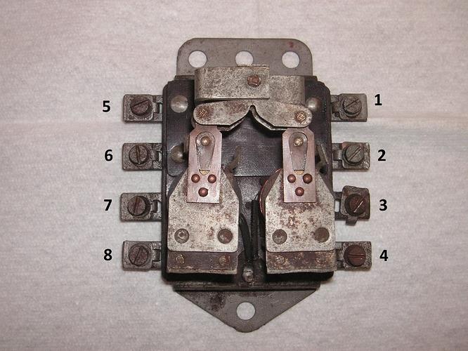 DB10 signal relay
