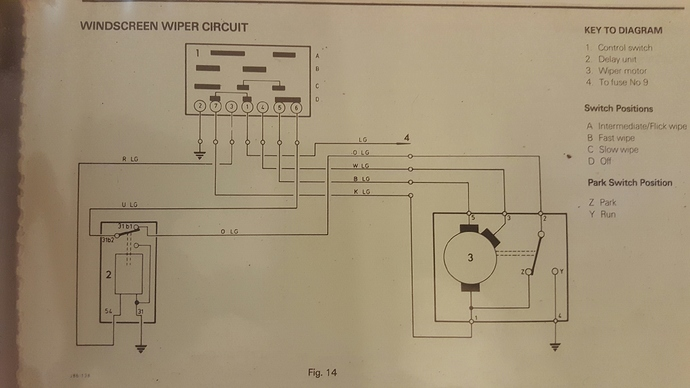 XJS wiper delay module/relay? - XJ-S - Jag-rs Forums on