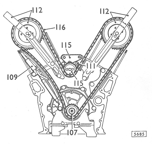 V12 Engine Belt