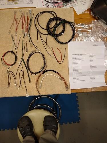 British Wiring Kit 139