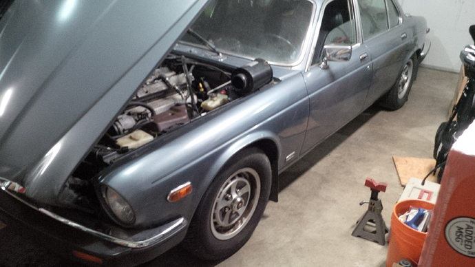 Another XJ6 that won't start (this is an '86) - XJ - Jag-lovers Forums