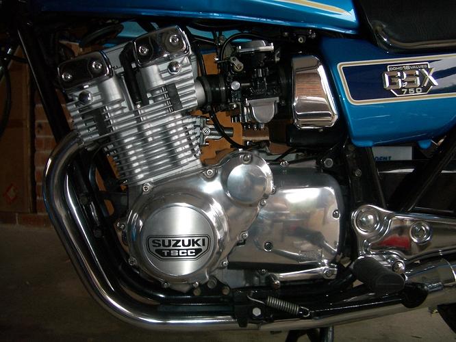 Engine LHS
