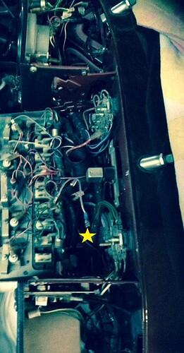 jag wiring star