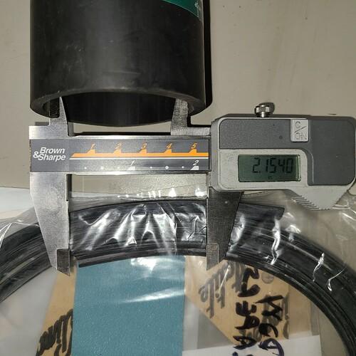 5 - Fuel Filler Hose ID I