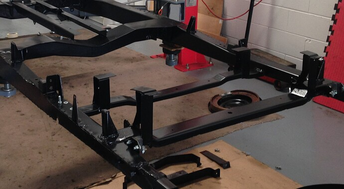 Chassis work (2)