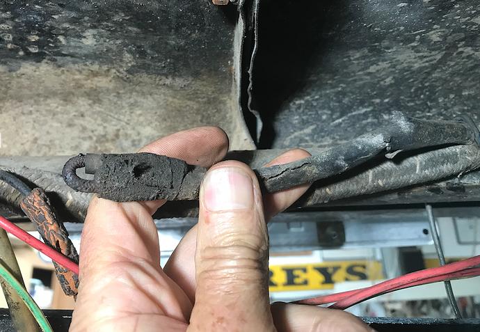Terminated wiring