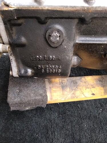 Series 2 xke gearbox 3