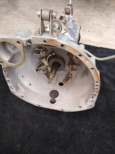 Series 2 xke gearbox 1