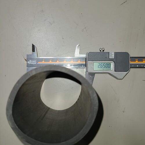 4 - 3 Fuel Filler Hose OD