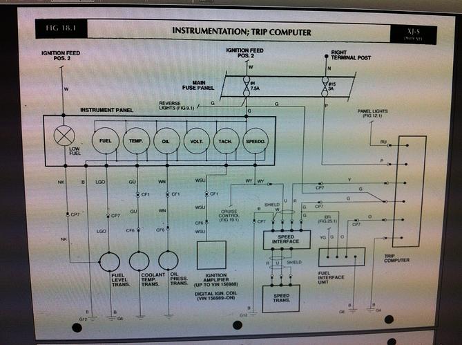 88 Xjs V12 Coolant Temp Gauge And Oil Pressure Gauge Not Moving - Xj-s