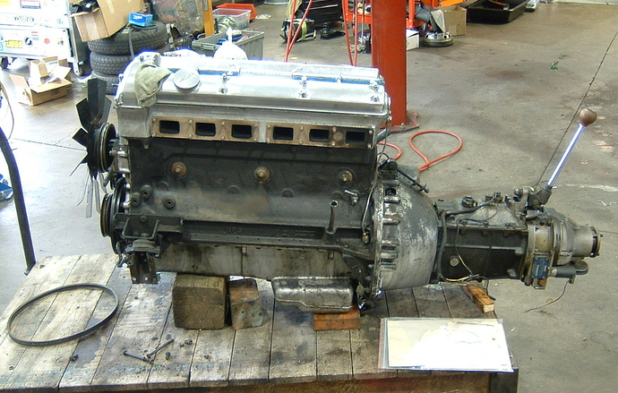 Engine left 3-23-20