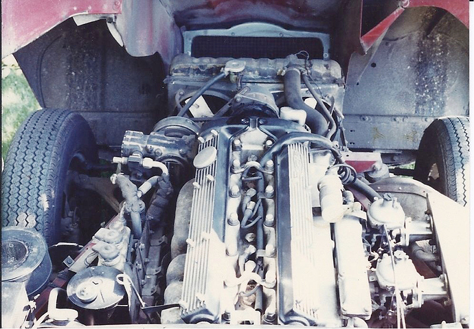engine in  1979