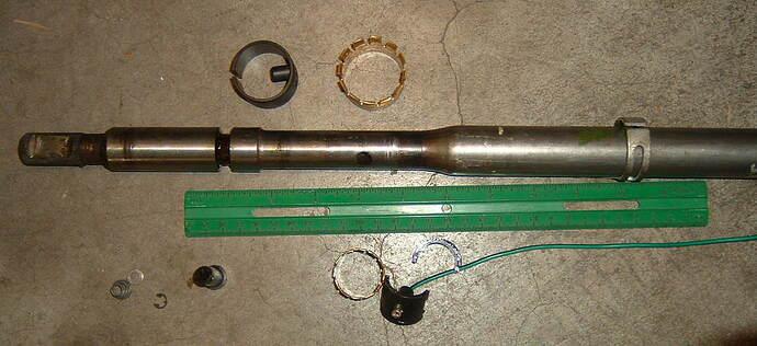 Column  parts #1