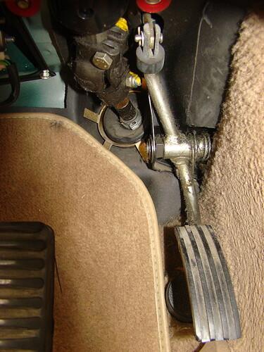 Acc pedal