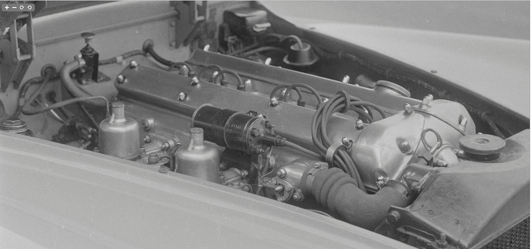 Engine and gearbox weight - XK - Jag-lovers Forums