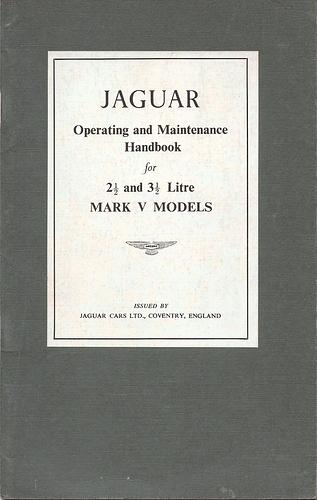 Mk V manual