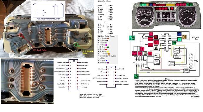 1988_XJS_Instrument_Cluster_Wiring