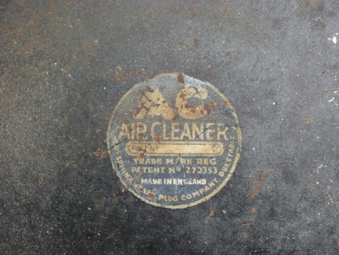 Decal Airfilter