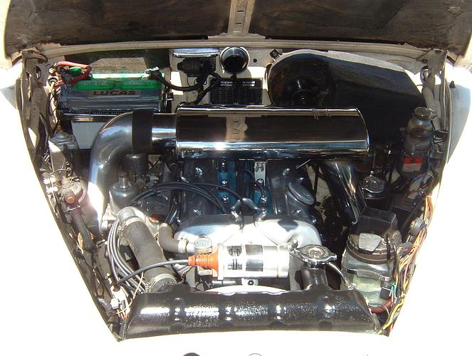 Engine bay #2 6-17