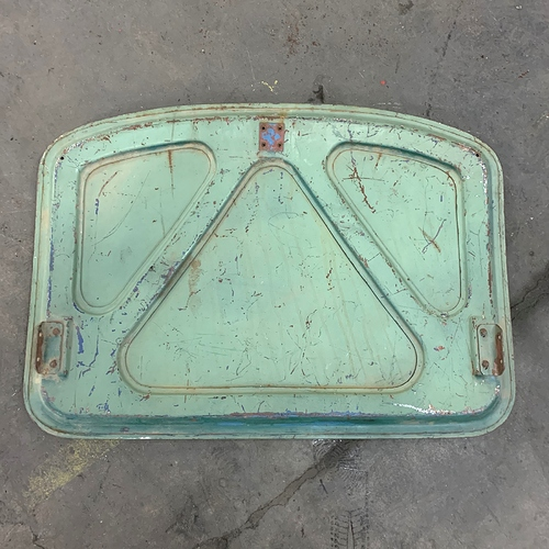 20 - Jag XKE E-Type Roadster Trunk Boot Lid  (2)