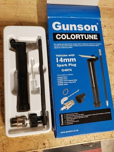 Gunson Colortune