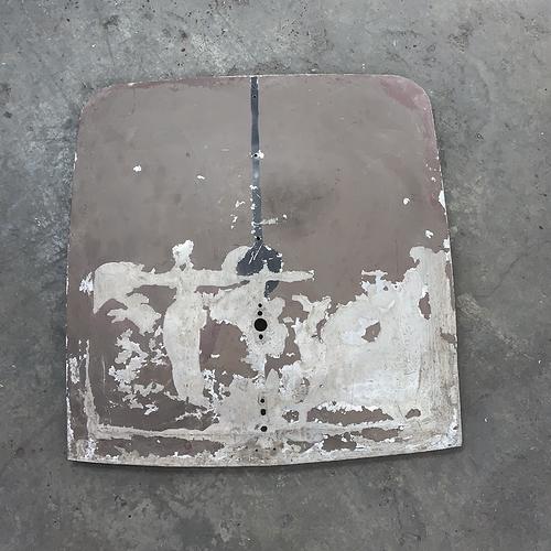 15 Jag Xk150 FHC Bootlid Trunk Lid (1)
