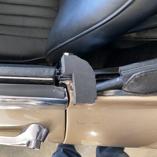 pad-on-car