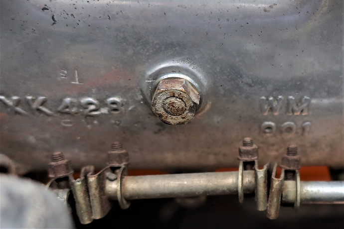 Inlet manifold number