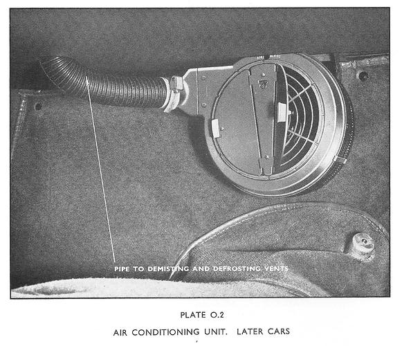 Mark V heater