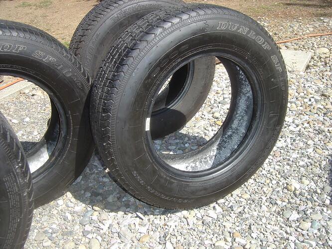 Dunlop SP tires