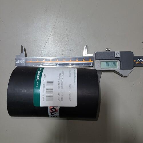 2 - Fuel Filler Hose Length