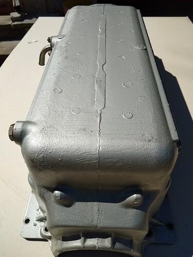 Oil pan 1