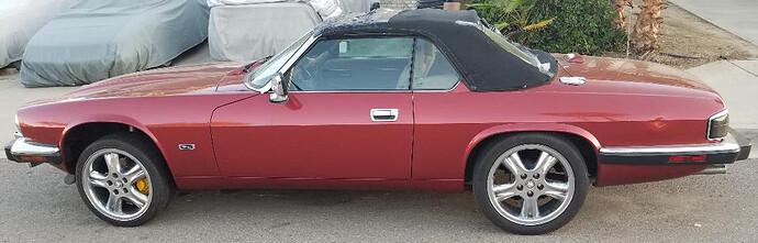 Profile 18 wheels