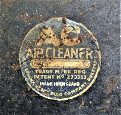Original AC sticker 2