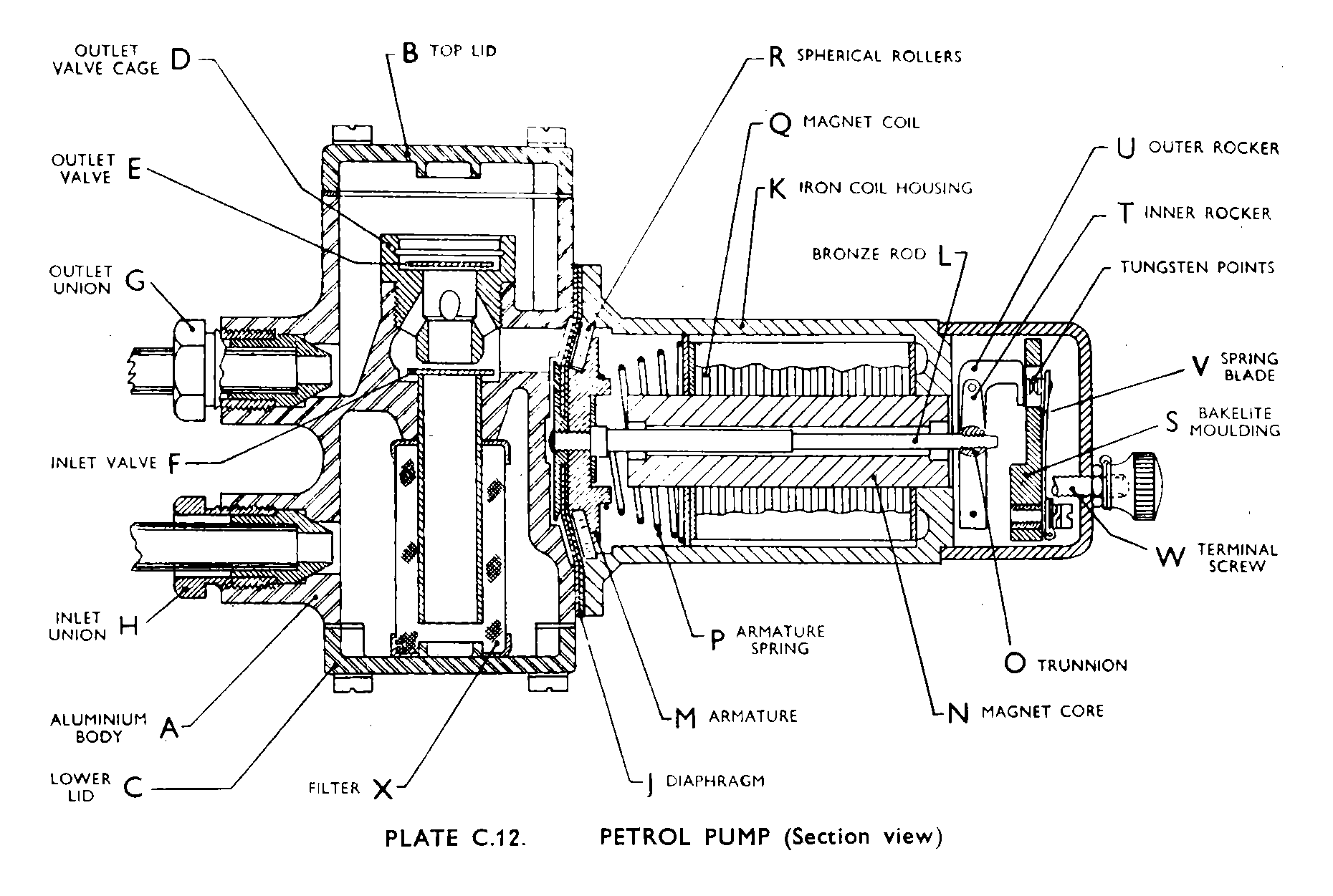 Parts Diagram Parts List For Model Wtw57esvw1 Whirlpoolparts Washer