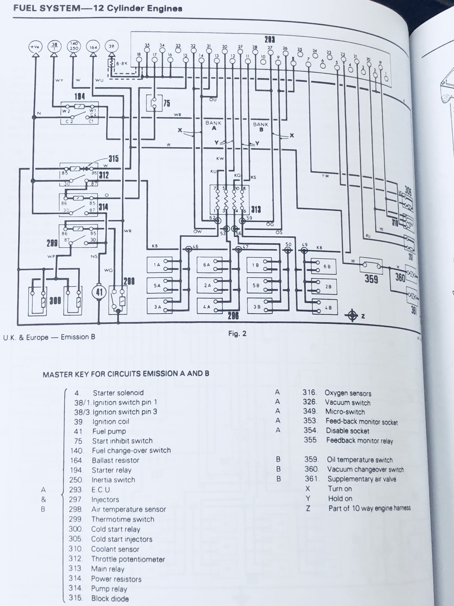 85 Xjs Starter Wiring Diagram Schematics Yamaha Xj Fuel Pump Will Not Run Jag Lovers Forums Xf