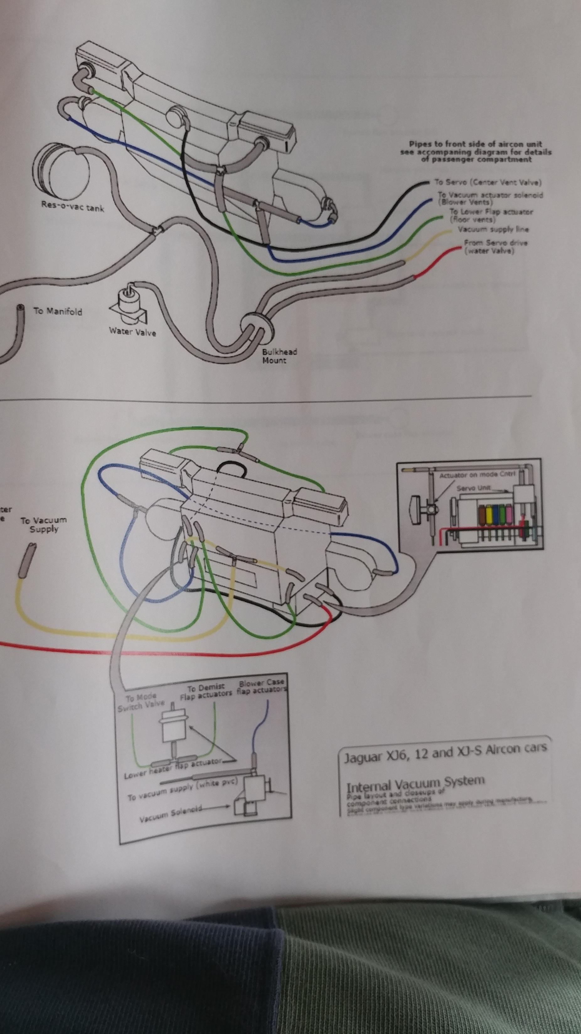 With Jaguar Xj8 Heater Hose Diagram On Jaguar Xj8 Heater Hose Diagram
