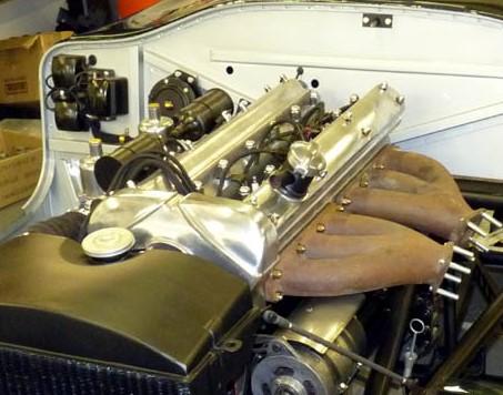 XKC003 REPRO - Engine