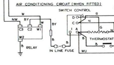 AC Fuse Location & Size - E-Type - Jag-lovers Forums | Hvac Fuse Wiring Diagram |  | Jag-lovers Forums