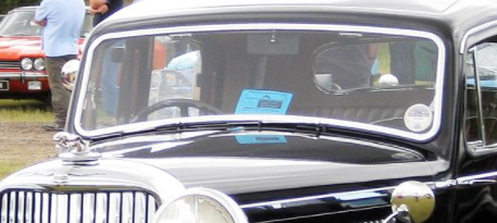 saloon windshield
