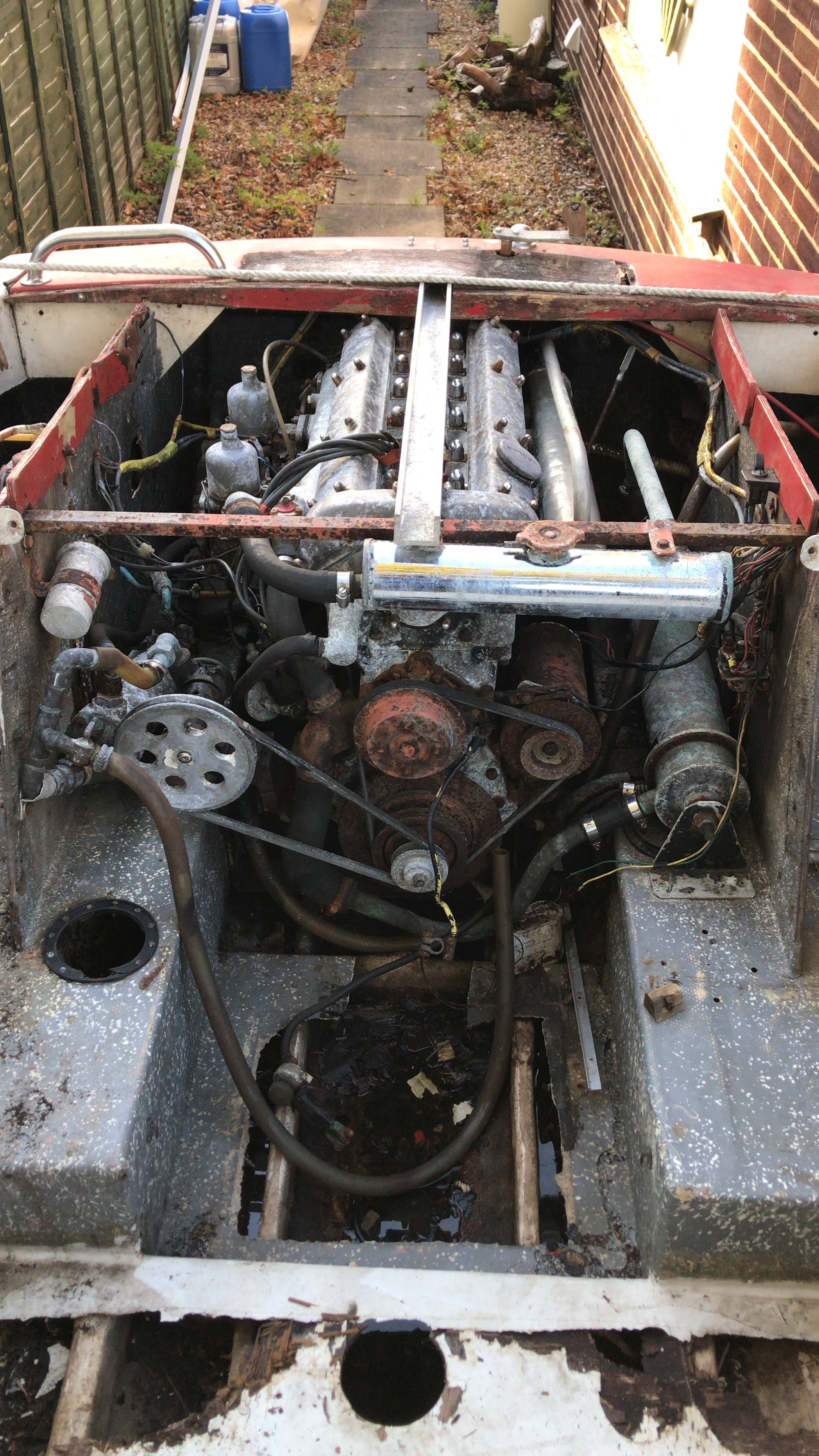1964 Xk In Speed Boat Xk Engine Jag Lovers Forums