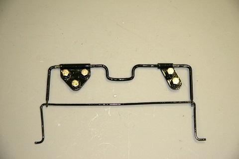 Scuttle Ventilator Torsion Bar Assembly 21