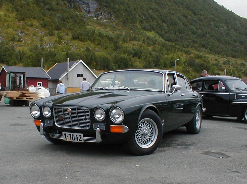 Jaguar XJ6 S1 Nick