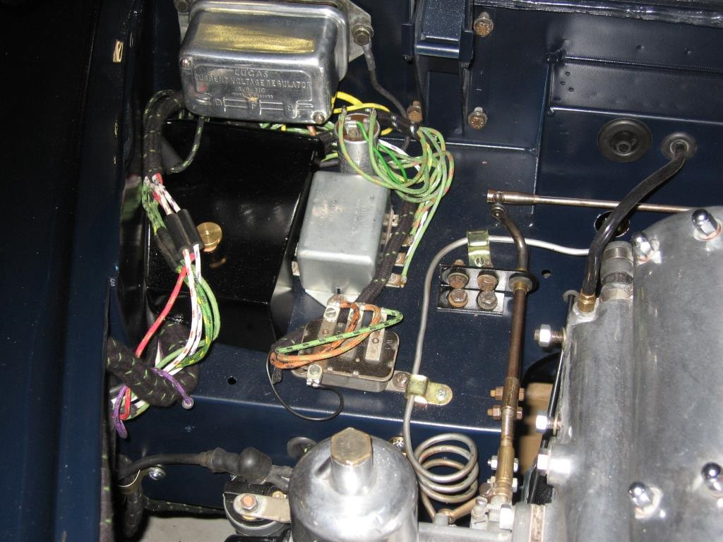 XK140 FHC wiring harness question - XK - Jag-lovers Forums | Wiring Harness Xk140 |  | Jag-lovers Forums