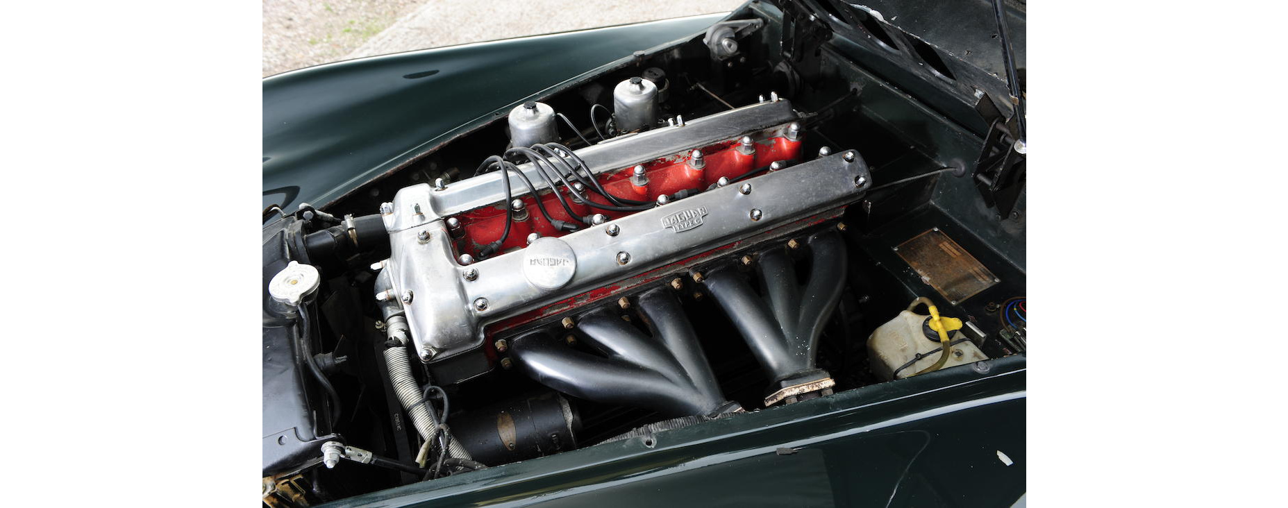 XK120 660864 s engine