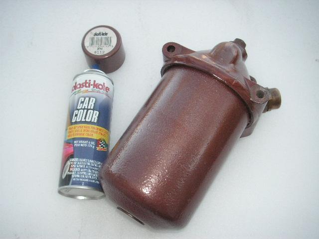 oil filter 007