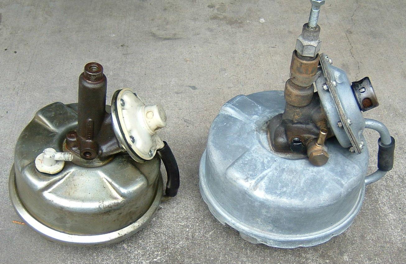 Brake boosters #2
