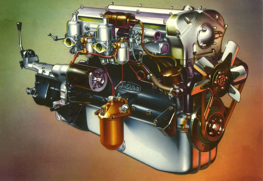 jaguar_xk_engine