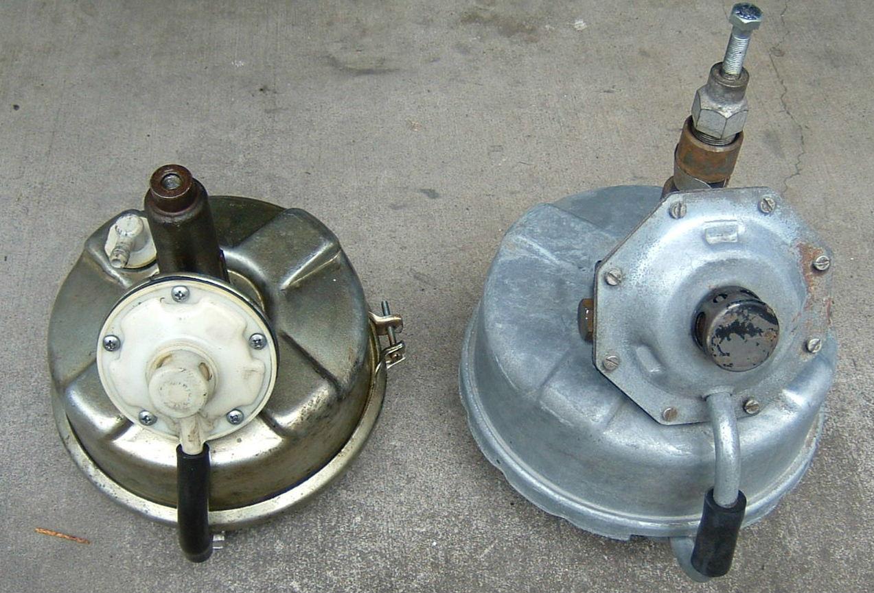 Brake boosters #1